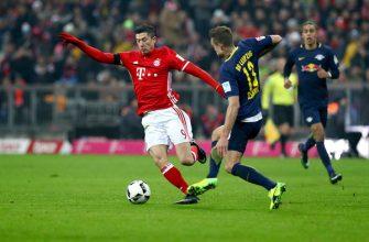 Прогноз и ставка на матч Бавария-Лейпциг 9 февраля 2020